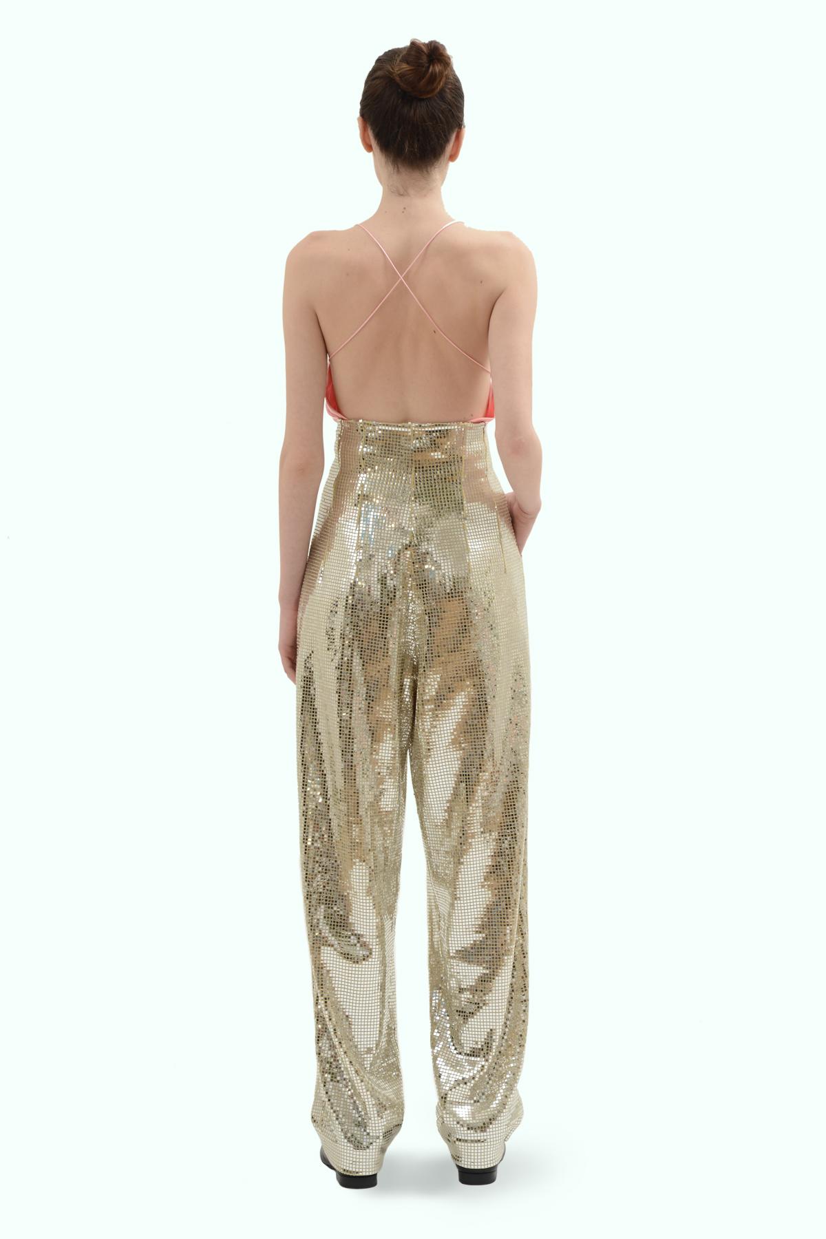 Disco loose fit pants 4