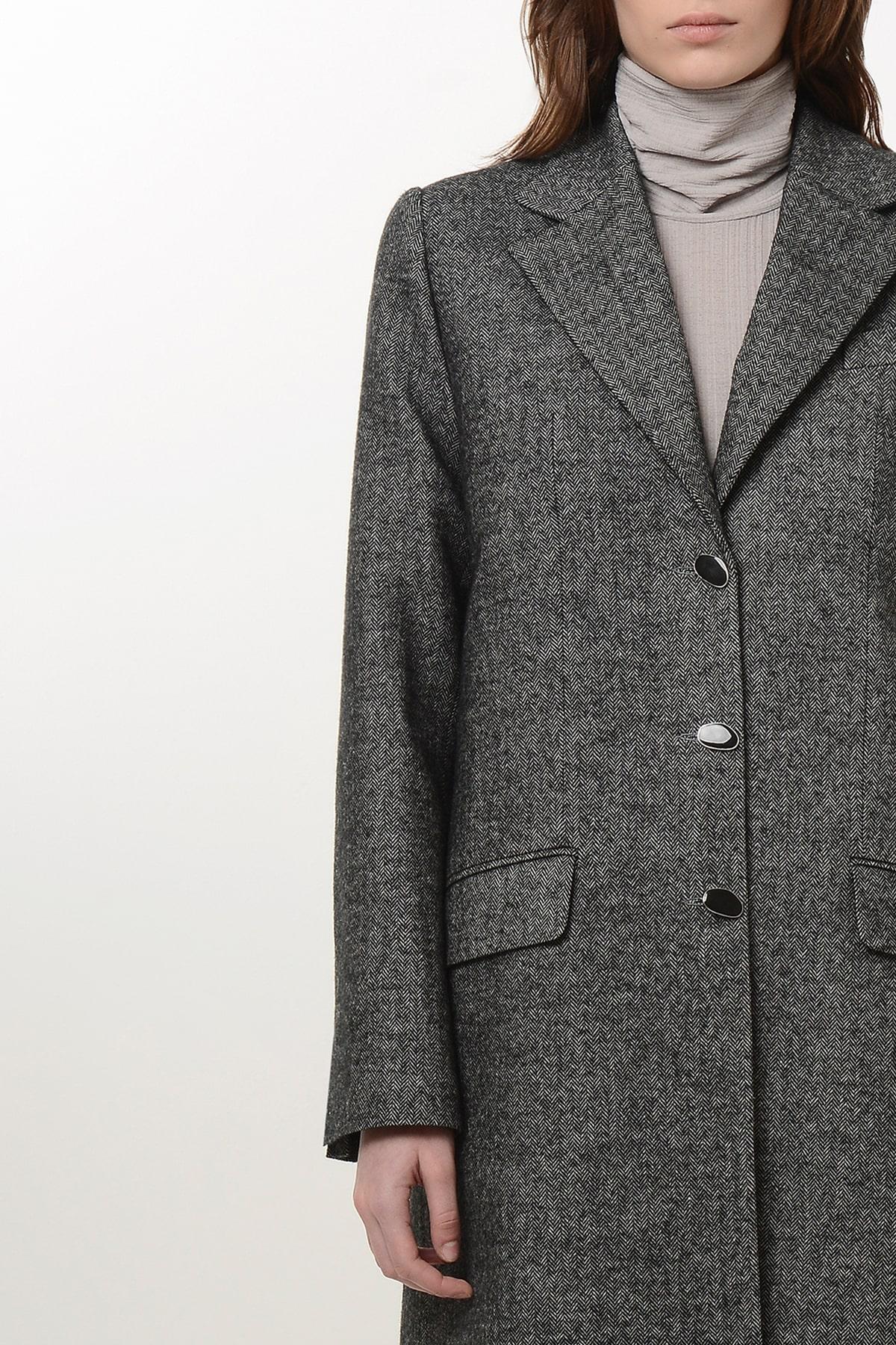 Tweed coat 3