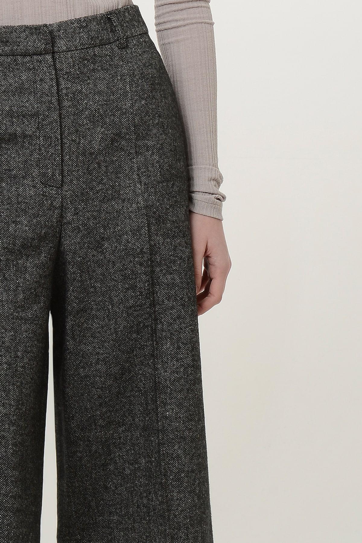 Tweed bermuda shorts 3