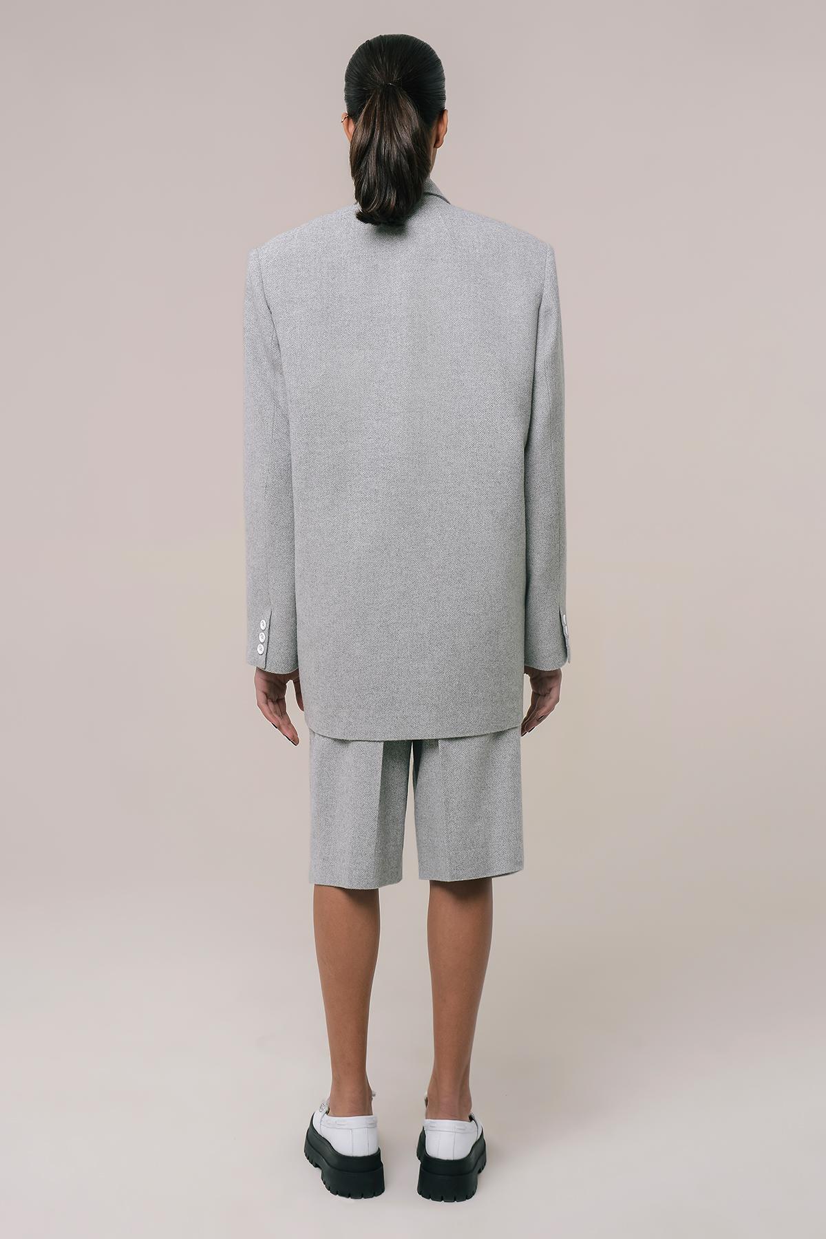 Tweed blazer 2