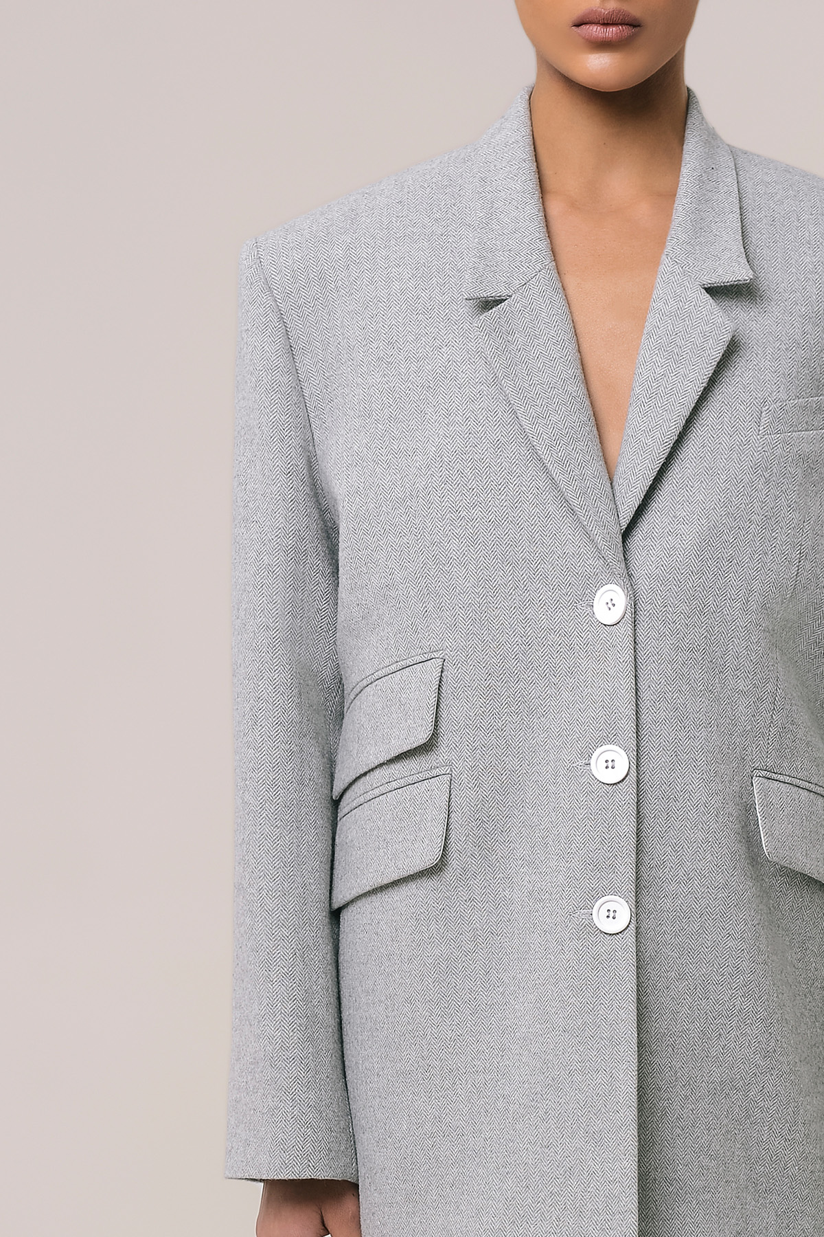 Tweed blazer 3