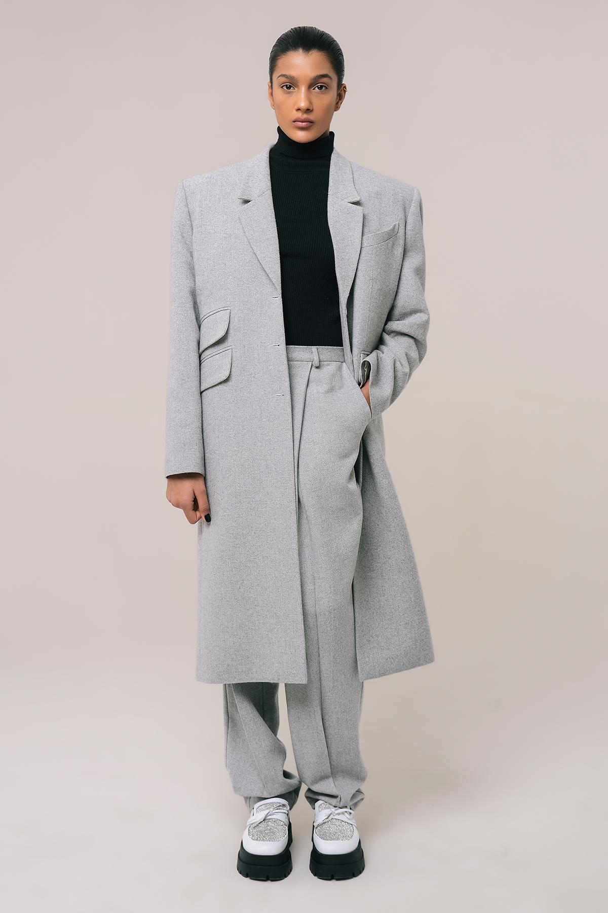 Tweed coat 2