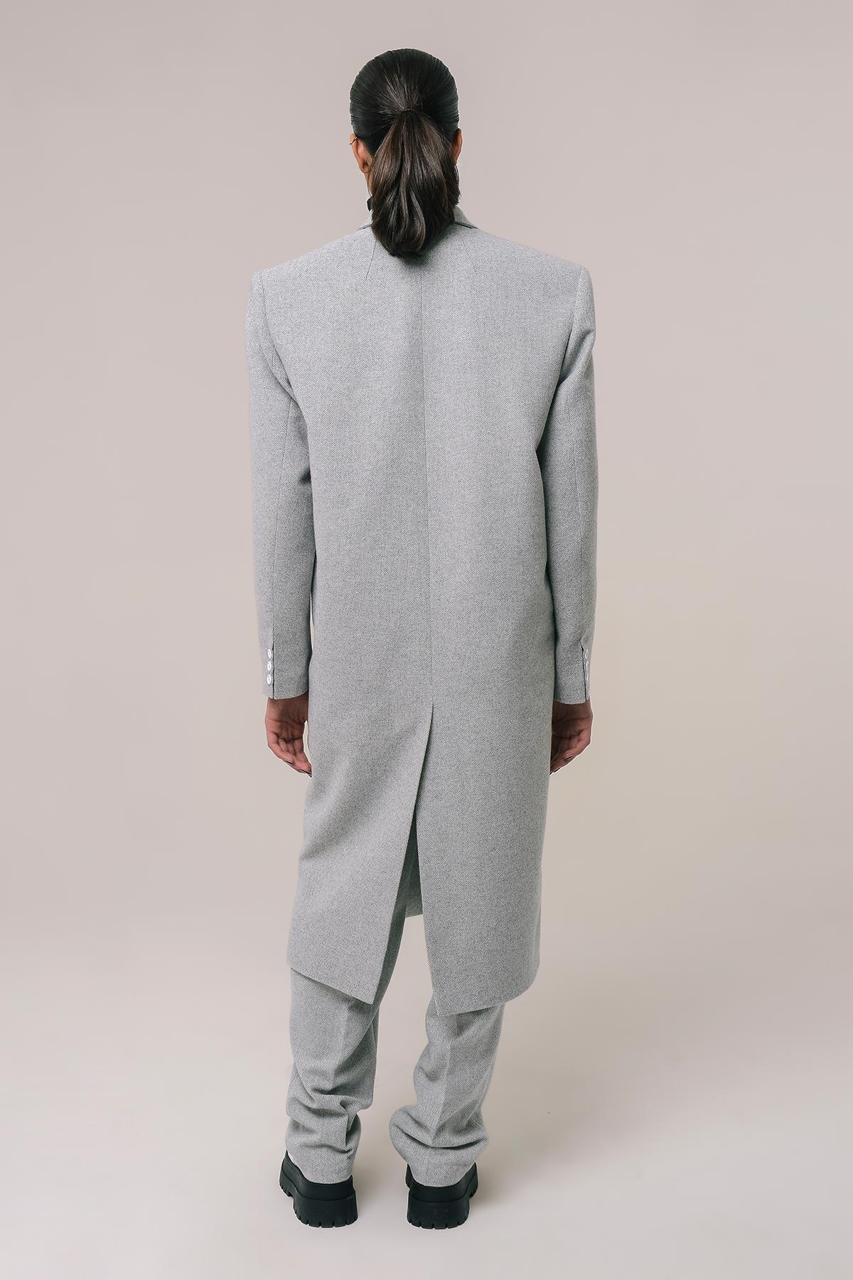 Tweed coat 4