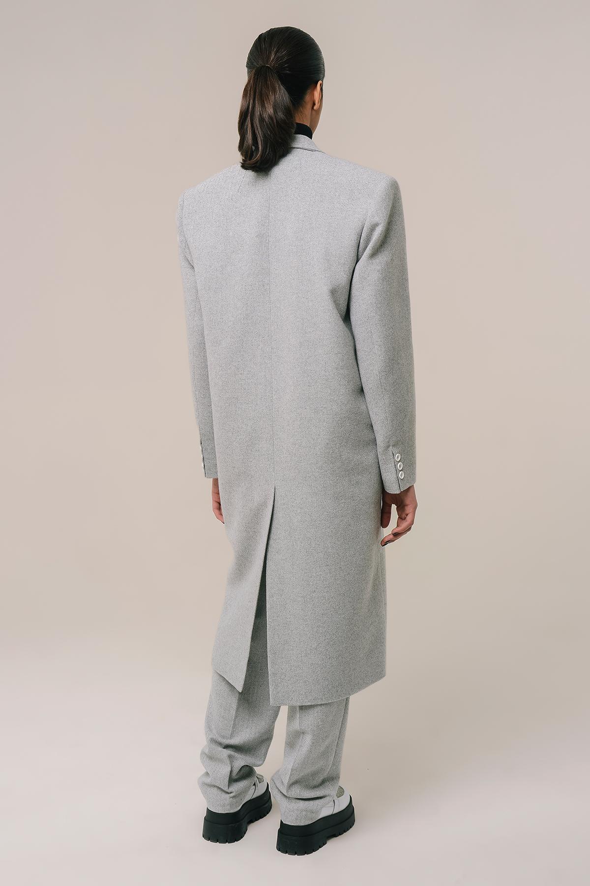 Tweed coat 6